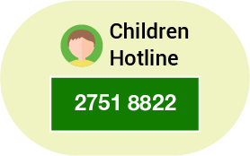 Children Hotline 2751 8822