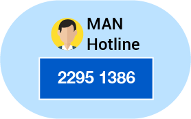 MAN Hotline 2295 1386
