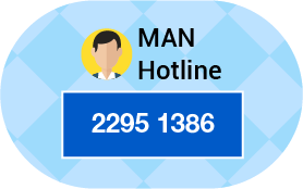 Man Hotline