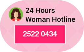 24 Hours Woman Hotline