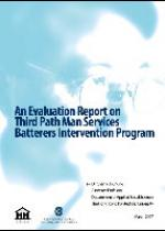 An Evaluation Report on Third Path Man Services - Batterers Intervention Program 2007封面圖片